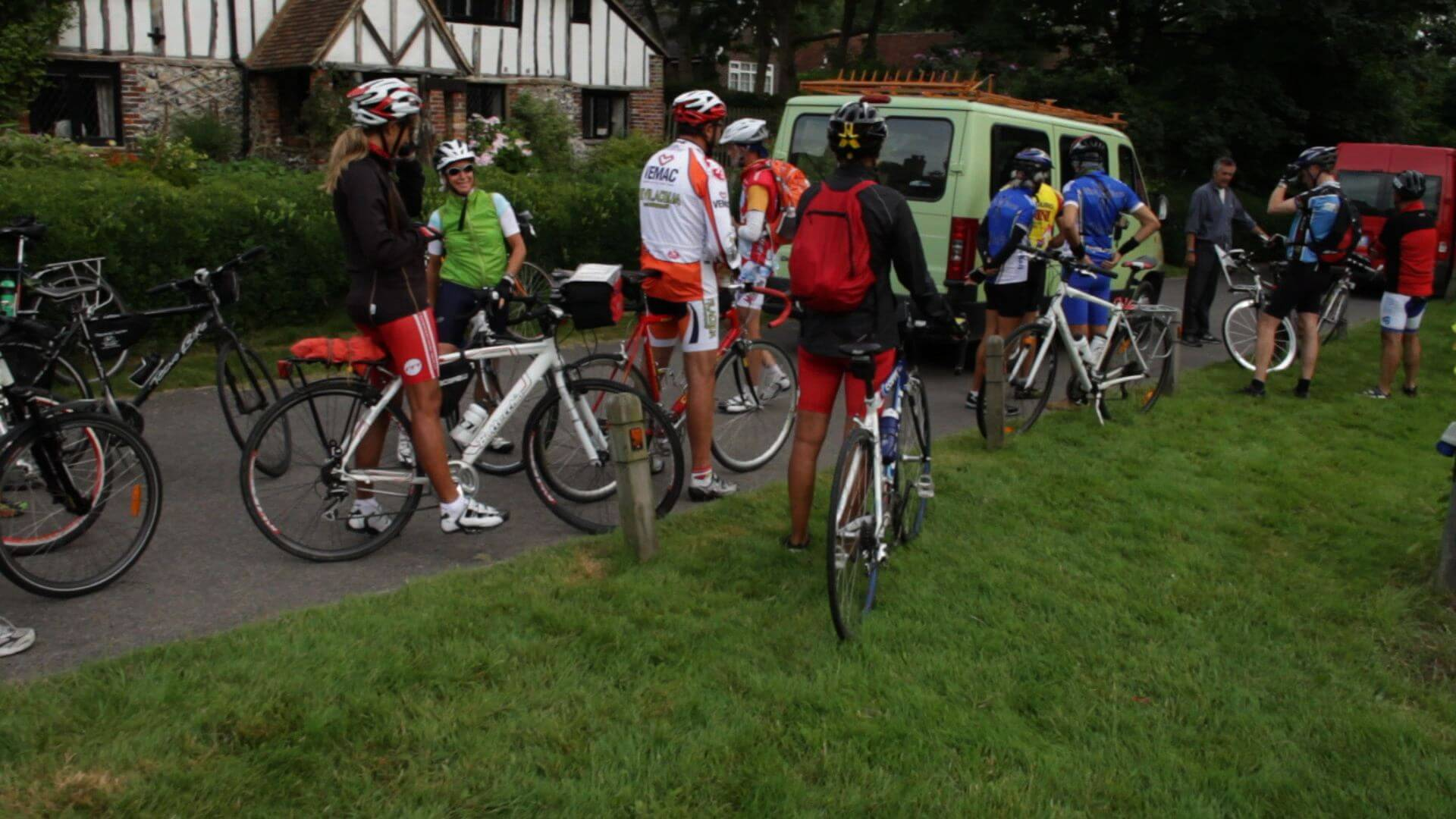 ciclotour 2012 bike4truce