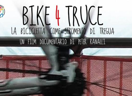 Il film Bike4Truce a Milano