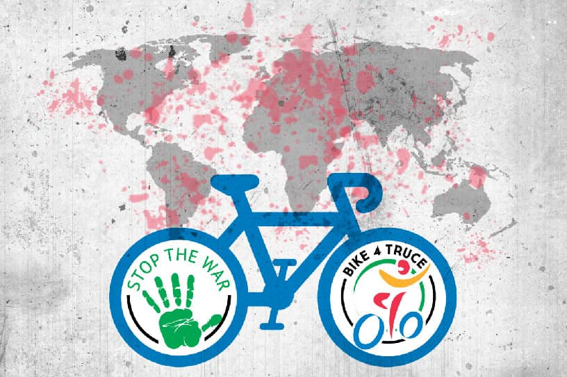 Petizione Rispettiamo la Tregua Olimpica | Bike4Truce