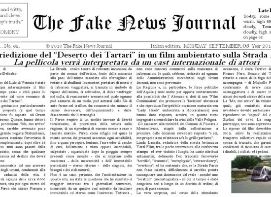 The Fake News Journal September , MONDAY 03 Year 2018