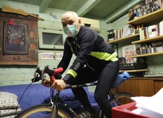 Bike4future: l'amore per la vita è grande e la bicicletta è il suo profeta
